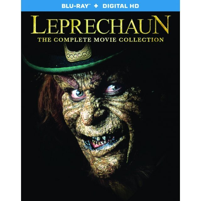 Leprechaun: The Complete Movie Collection [Blu-ray+Digital Copy]