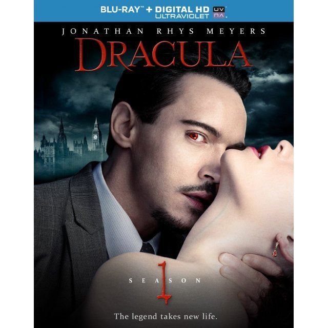 Dracula: Season 1 [Blu-ray+Digital Copy+UltraViolet]