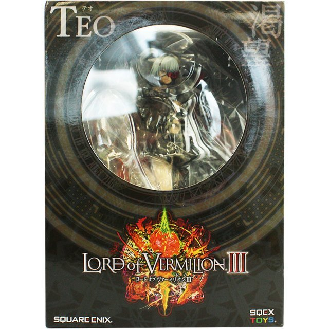 Lord of Vermilion III: Teo