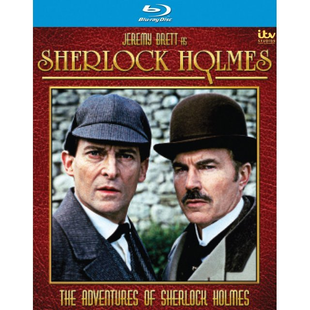 The Adventures of Sherlock Holmes: Seasons 1 - 2