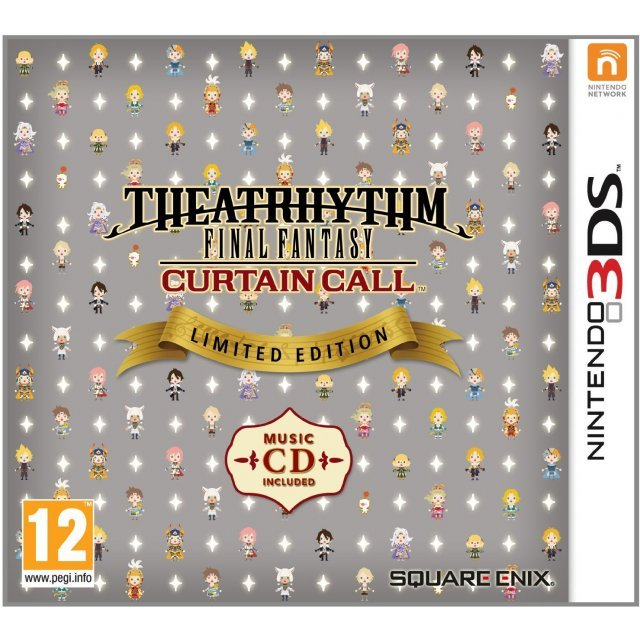 Theatrhythm Final Fantasy: Curtain Call (Limited Edition)