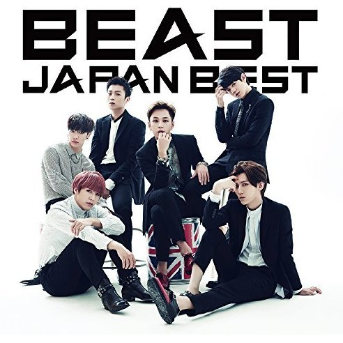 Beast Japan Best Album [CD+DVD Limited Edition]