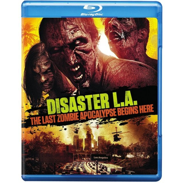 Disaster L.A: The Last Zombie Apocalypse Begins Here