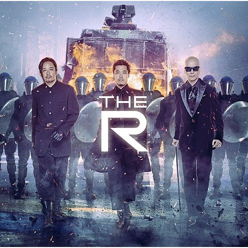 R - The Best Of Rhymester 2009-2014 [CD+Blu-ray Limited Edition]