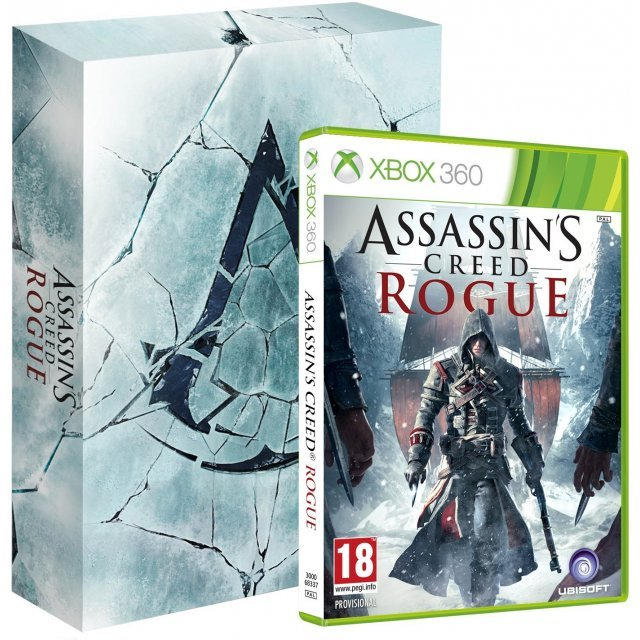 Assassin's Creed: Rogue (Collector's Edition)