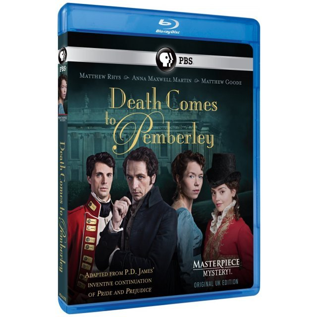 Death Comes to Pemberley : Season 1