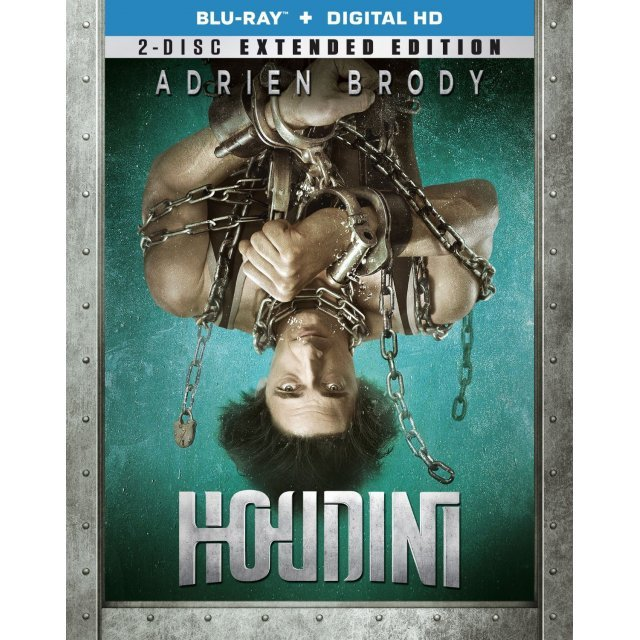 Houdini (Extended Edition) [Blu-ray+Digital HD]