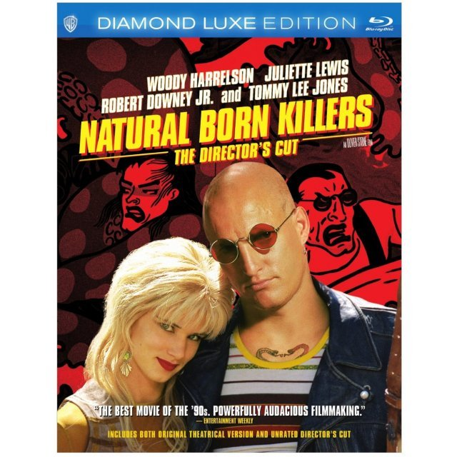 Natural Born Killers: The Director's Cut (Diamond Luxe Edition)