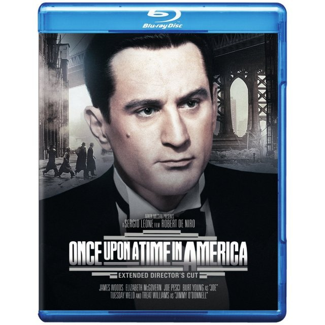 Once Upon a Time in America: Extended Director's Cut