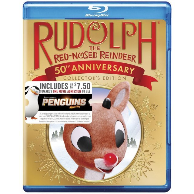 Rudolph the Red-Nosed Reindeer (50th Anniversay Collector's Edition)