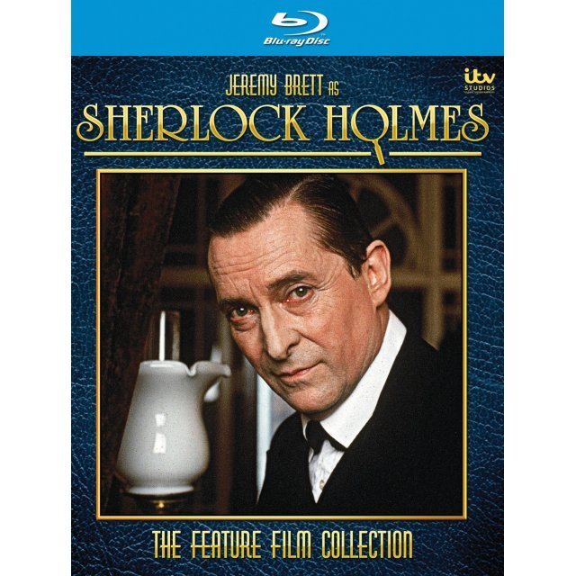 Sherlock Holmes: The Feature Film Collection