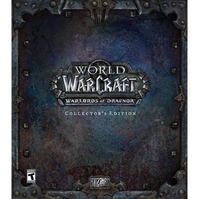 World of Warcraft: Warlords of Draenor (Collector's Edition) (DVD-ROM)