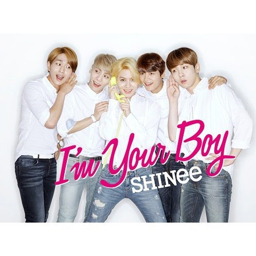 I'm Your Boy [CD+DVD Limited Edition Type B]