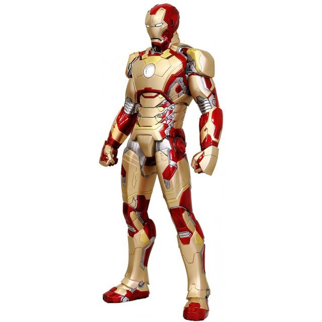 Mega Sofubi Advance MSA-002 Iron Man 3: Mark 42