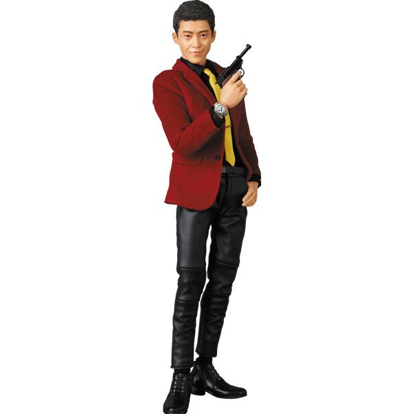 Real Action Heroes No. 687: Lupin III