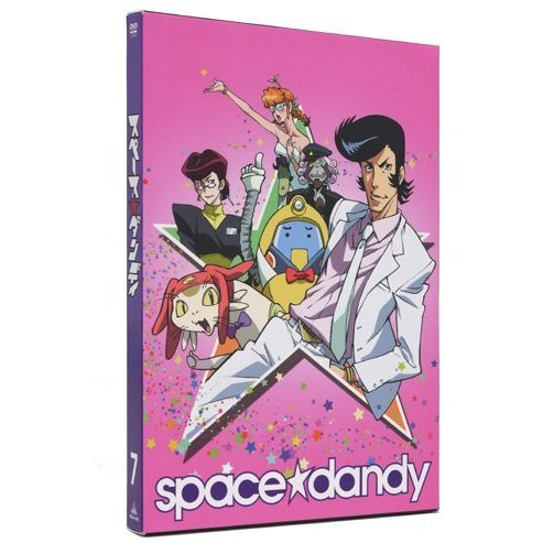 Space Dandy 7