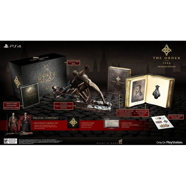 The Order: 1886 [Premium Edition] (English & Chinese Subs)