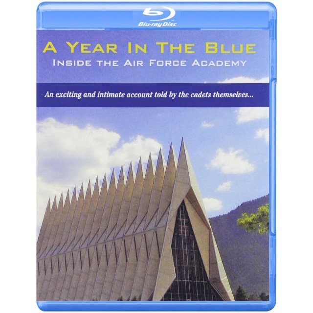 A Year in the Blue: Inside the Air Force Academy