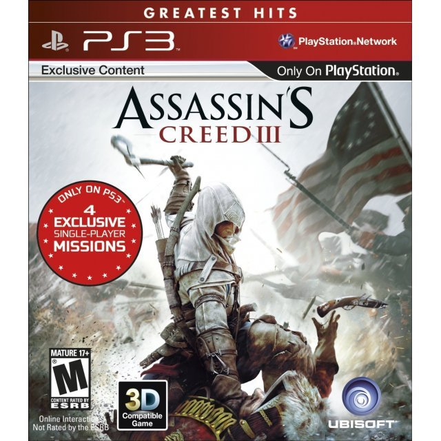 Assassin's Creed III (Greatest Hits)