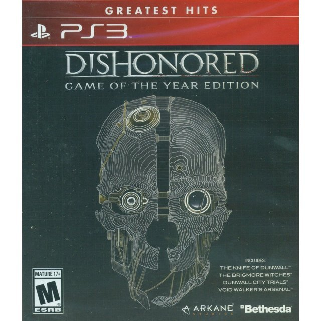 Dishonored [Game of the Year Edition] (Greatest Hits)