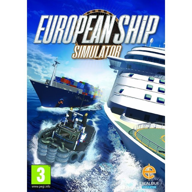 European Ship Simulator (DVD-ROM)
