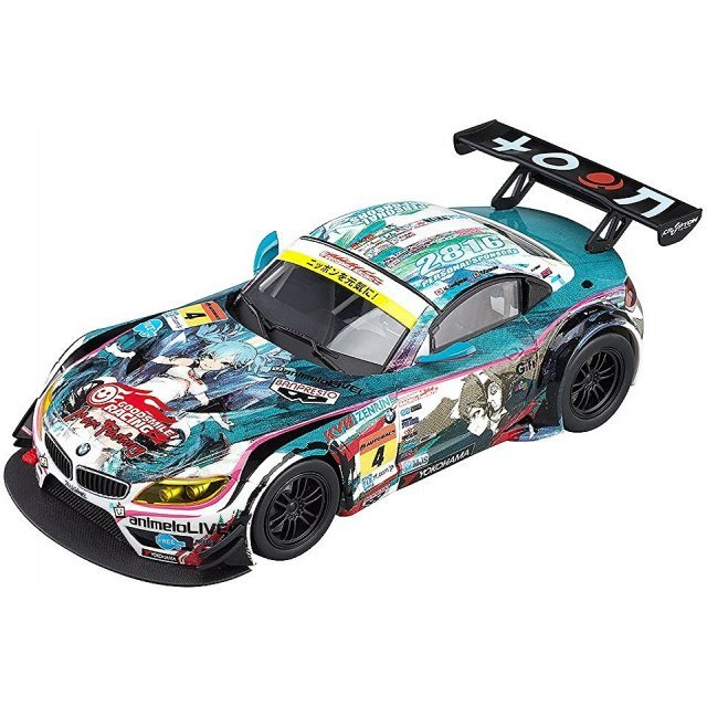 Racing Miku: Miku Z4 2014 2nd Race Victory Ver.