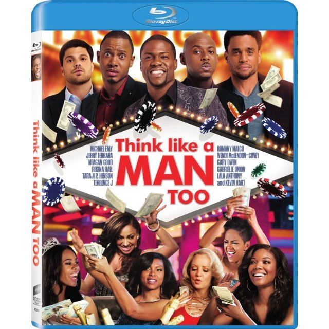 Think Like a Man Too [Blu-ray+UltraViolet]