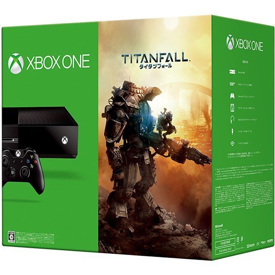 Xbox One Console System [Titanfall Bundle Set]