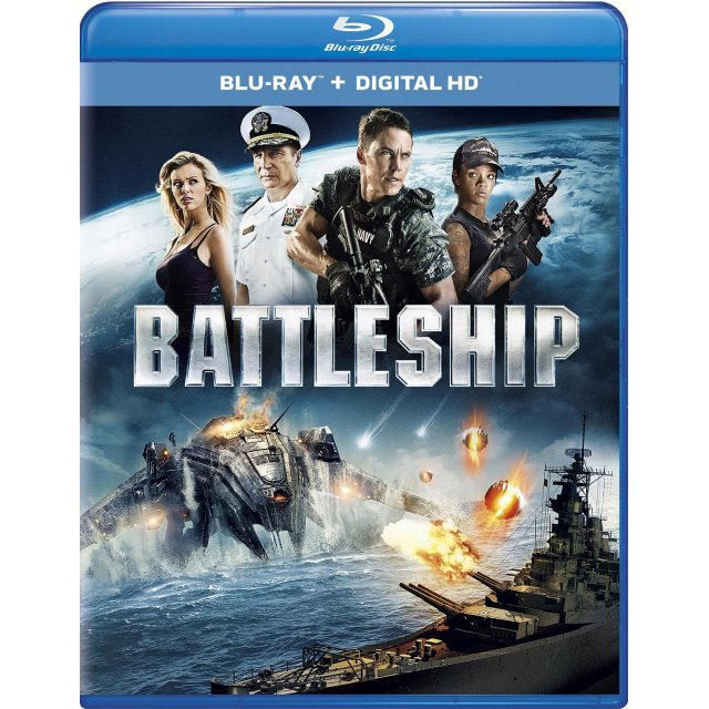 Battleship [Blu-ray+Digital HD]