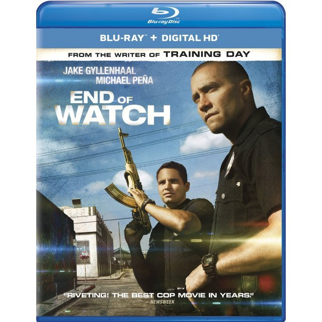 End of Watch [Blu-ray+Digital HD+UltraViolet]