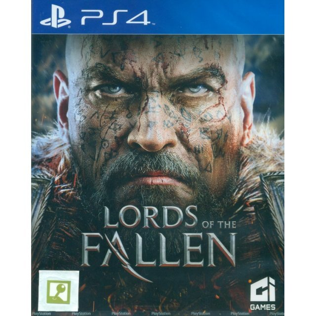 Lords of the Fallen (English)