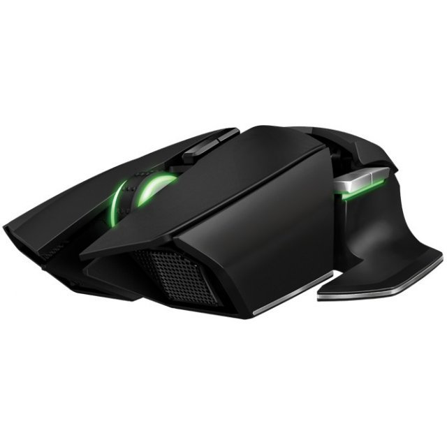 Razer Ouroboros Wireless Elite Ambidextrous Gaming Mouse