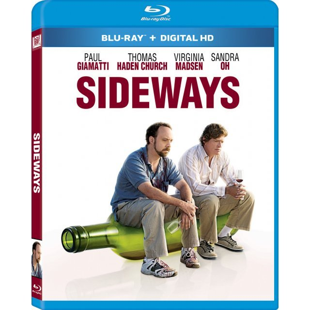 Sideways [Blu-ray+Digital Copy]