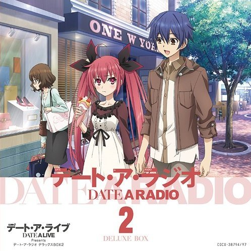 Date A Radio Deluxe Box 2