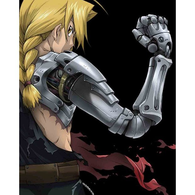 Fullmetal Alchemist Blu-Ray Disc Box [Limited Edition]