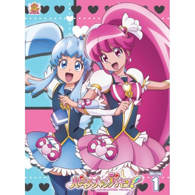 Happinesscharge Precure Vol.1