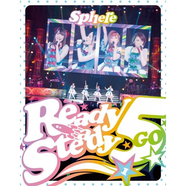 Live 2014 Start Dashi Meeting Ready Steady 5th Anniversary In Nippon Budokan Day 1