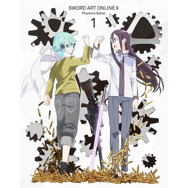 Sword Art Online II Vol.1 [DVD+CD Limited Edition]