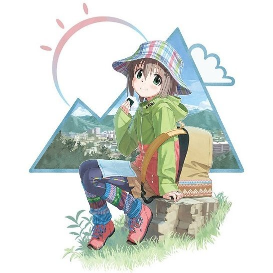 Yama No Susume Second Season Vol.1 [Blu-ray+DVD]