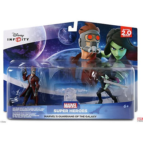 Disney Infinity Play Set (2.0 Edition): Marvel Super Heroes Guardians of the Galaxy