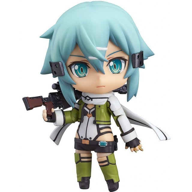 Nendoroid No. 452 Sword Art Online II: Sinon (Re-run)