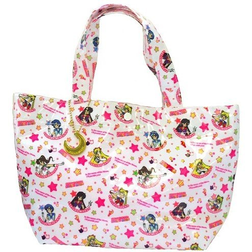 Sailor Moon Lunch Tote Bag: Sailor Senshi
