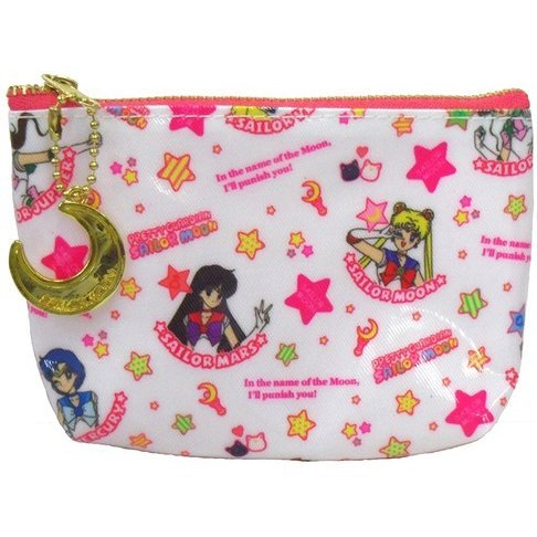 Sailor Moon Pocket Tissue Pouch: Sailor Senshi