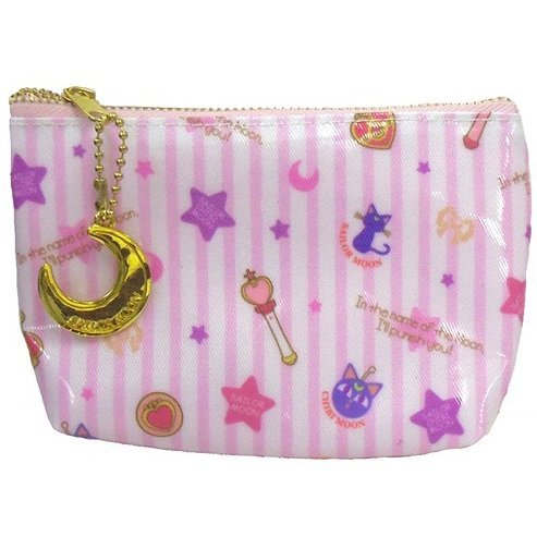 Sailor Moon Pocket Tissue Pouch: Usagi & Chibiusa