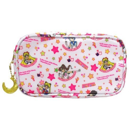 Sailor Moon Square Pouch: Sailor Senshi