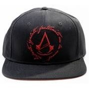 Ubisoft Assassin's Creed Unity - Snapback Cap with Red Logo