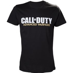 Activision Call of Duty: Advanced Warfare Logo Shirt - Men (Black) (S)