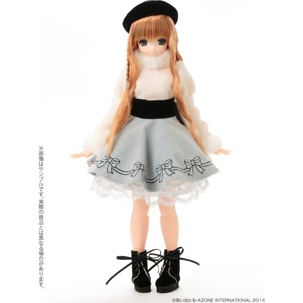 EX Cute 10th Best Selection: Miu / Blue Bird's Song II (Normal Mouth Ver.)
