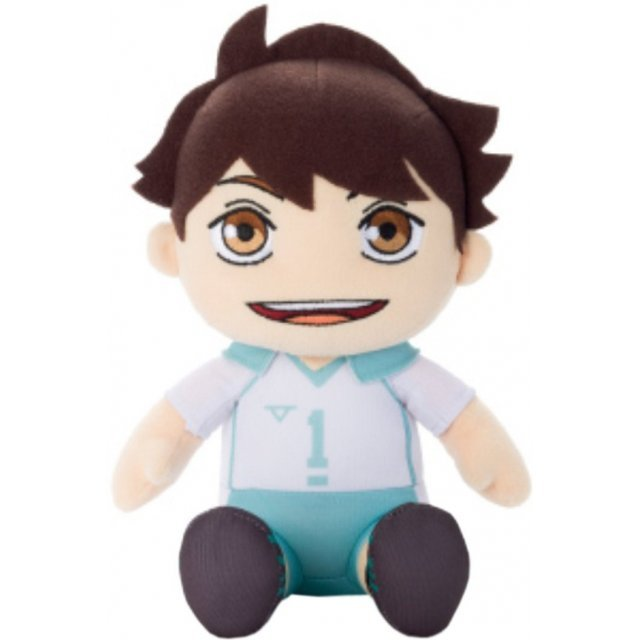 Haikyu!! Deformed Plush: Oikawa