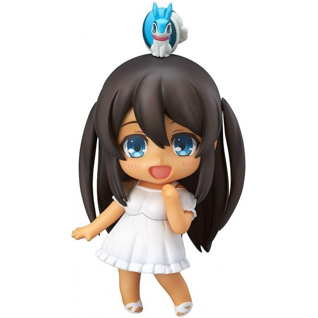 Nendoroid No. 453 Captain Earth: Hana Mutou